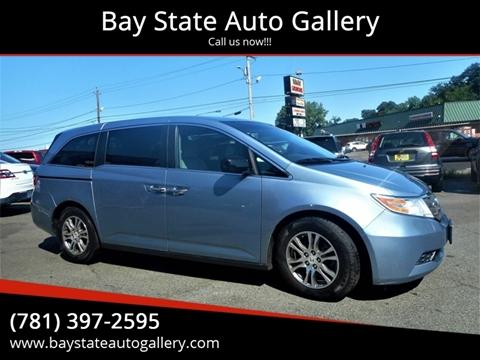 2013 Honda Odyssey for sale in Malden, MA
