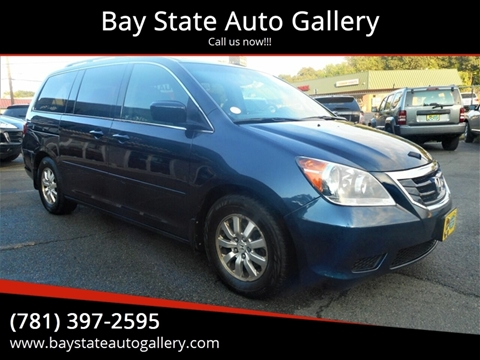 2010 Honda Odyssey for sale in Malden, MA