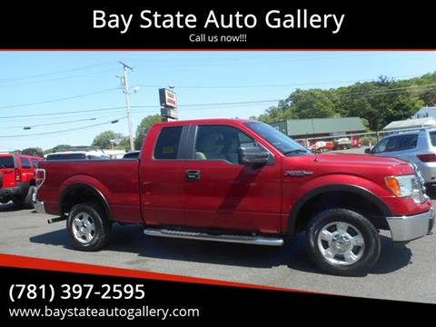2010 Ford F-150 for sale in Malden, MA
