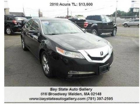 2010 Acura TL for sale at Bay State Auto Gallery in Malden MA
