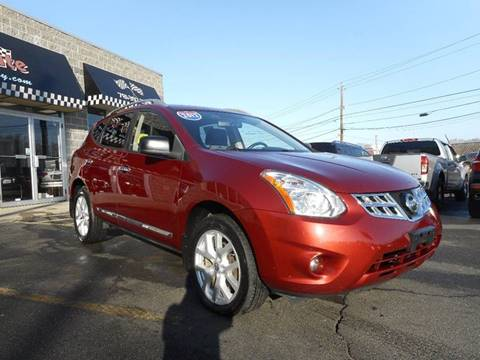 2012 Nissan Rogue for sale at Bay State Auto Gallery in Malden MA