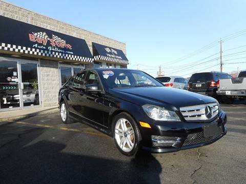 2013 Mercedes-Benz C-Class for sale at Bay State Auto Gallery in Malden MA