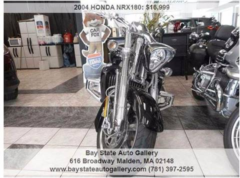 2004 Honda NRX180 for sale at Bay State Auto Gallery in Malden MA