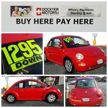 2000 Volkswagen New Beetle for sale in Littlestown, PA