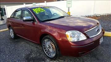 2006 Ford Five Hundred for sale in Littlestown, PA