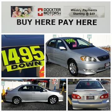2006 Toyota Corolla for sale in Littlestown, PA