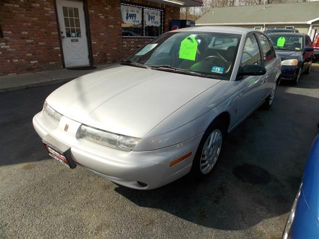 1999 Saturn S-Series SL2 4dr Sedan - Newton NJ