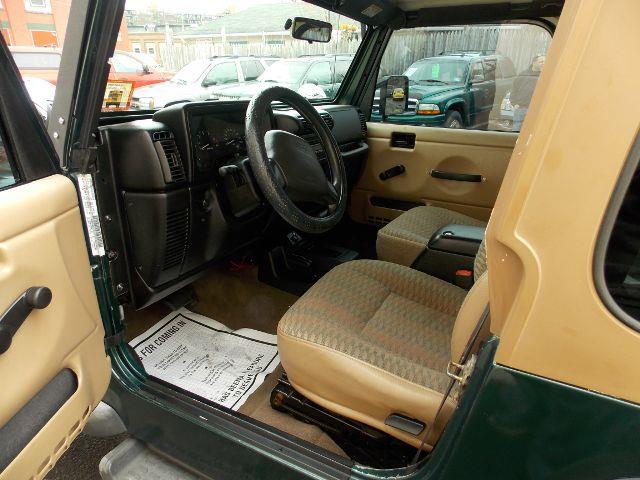 2000 Jeep Wrangler 2dr SE 4WD SUV - Newton NJ