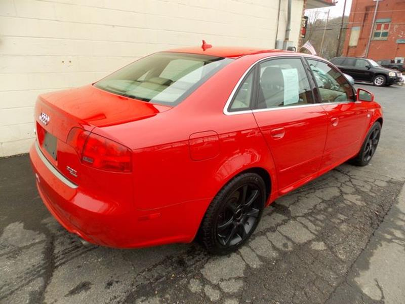 2008 Audi A4 20t Quattro Sedan 4d In Newton Nj Guys Affordable