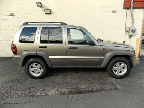 2007 Jeep Liberty for sale in Newton, NJ