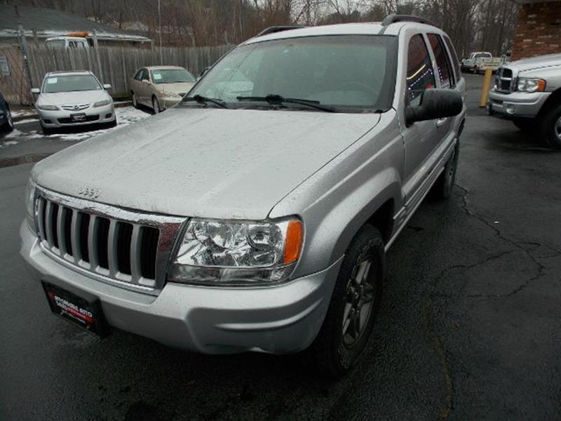 2004 Jeep Grand Cherokee Limited 4WD 4dr SUV - Newton NJ