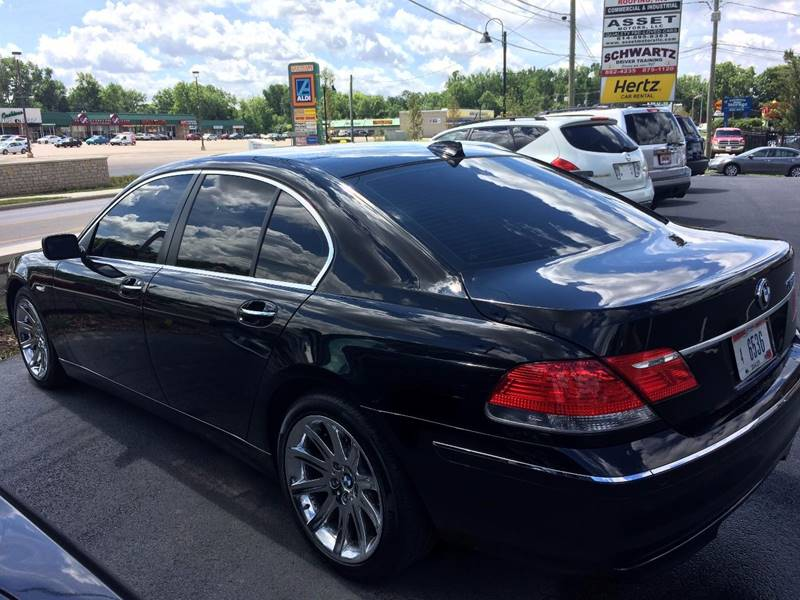 2006 Bmw 7 Series 750i 4dr Sedan In Westerville OH