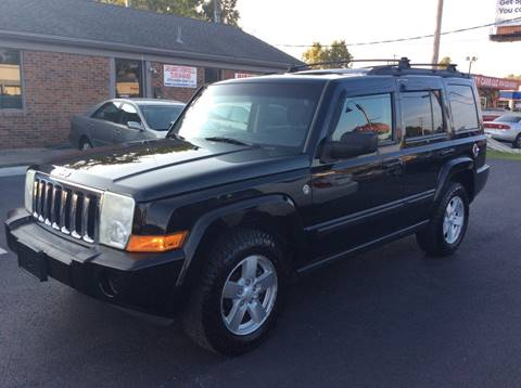 2007 Jeep Commander for sale in Westerville, OH