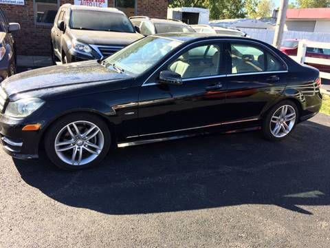 2012 Mercedes-Benz C-Class for sale in Westerville, OH