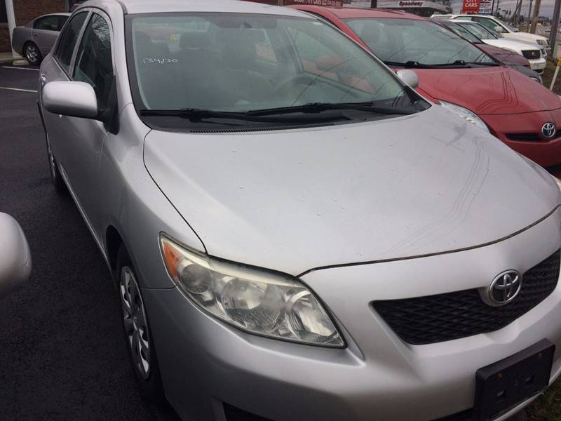 2009 Toyota Corolla S 4dr Sedan 4A - Westerville OH