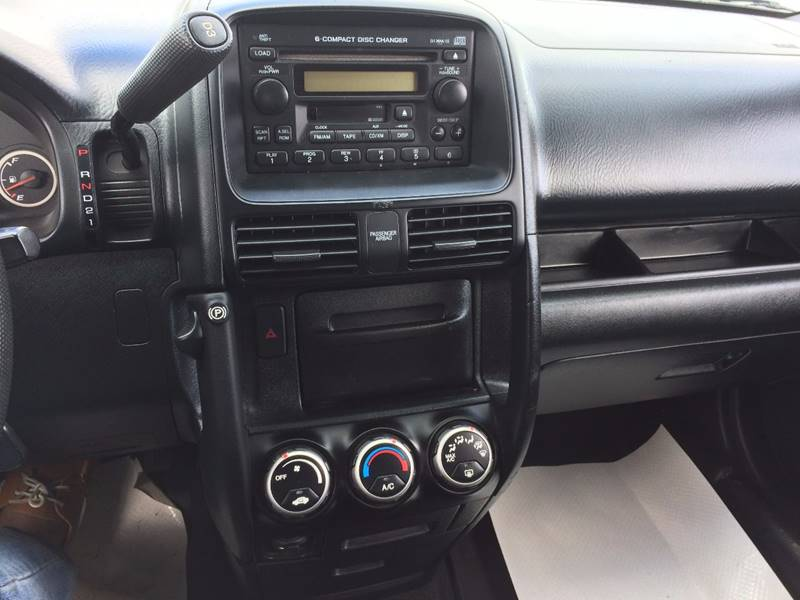 2006 Honda CR-V AWD EX 4dr SUV w/Automatic - Westerville OH