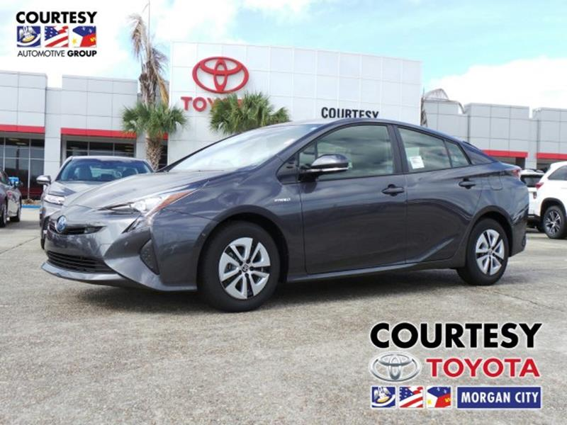 Good 2018 Toyota Prius For Sale At Courtesy South In Morgan City LA