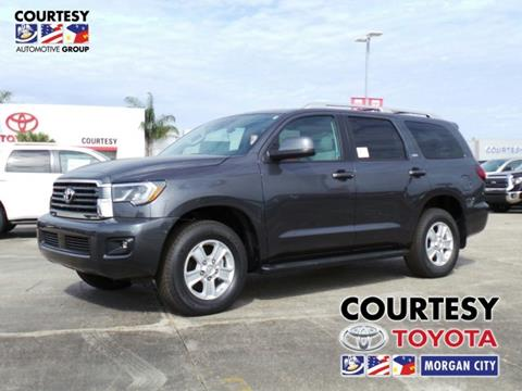 2018 Toyota Sequoia For Sale In Morgan City, LA