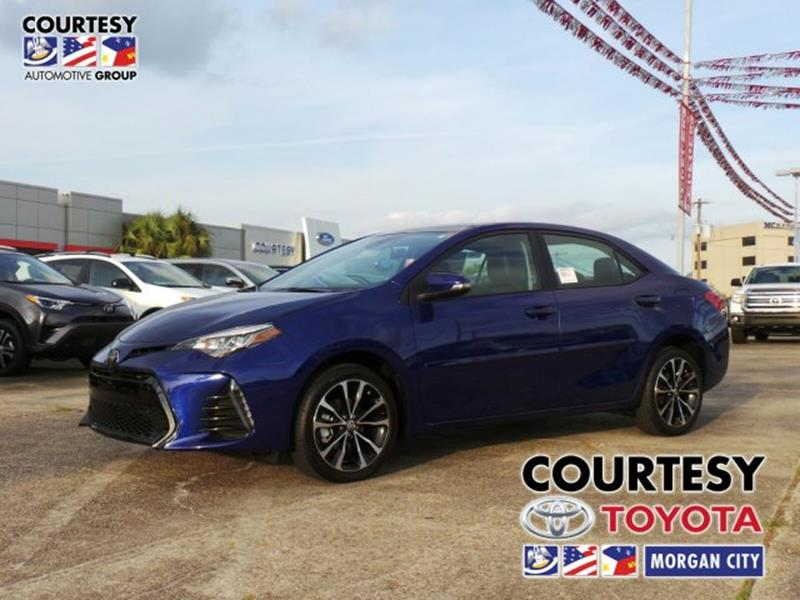 2018 Toyota Corolla For Sale At Courtesy South In Morgan City LA