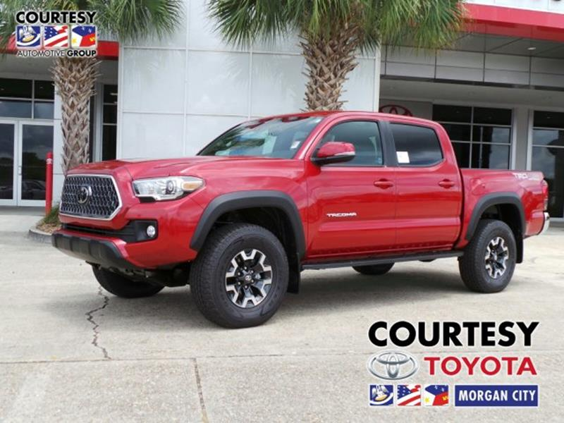 2018 Toyota Tacoma For Sale At Courtesy South In Morgan City LA