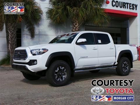 Toyota Tacoma For Sale In Morgan City La Courtesy South