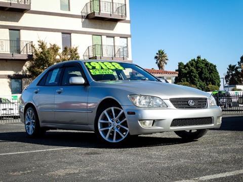 2003 Lexus IS 300 for sale in Bloomington, CA