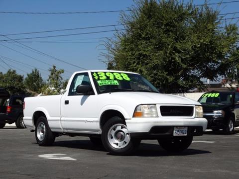 1999 GMC Sonoma for sale in Bloomington, CA