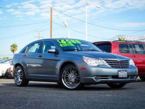 2009 Chrysler Sebring for sale in Bloomington, CA