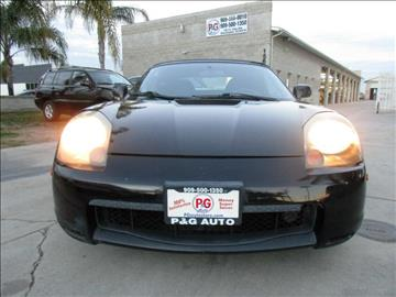 2002 Toyota MR2 Spyder for sale in Rialto, CA