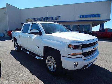 2017 Chevrolet Silverado 1500 for sale in Guthrie OK