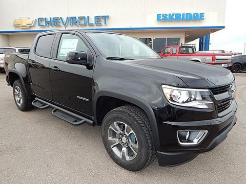 2017 Chevrolet Colorado for sale in Guthrie, OK