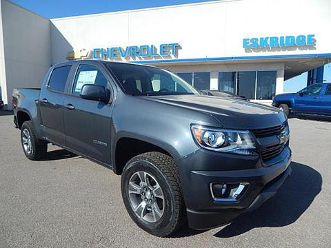 2017 Chevrolet Colorado for sale in Guthrie OK