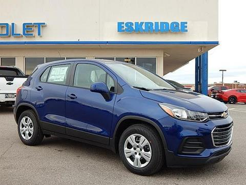 2017 Chevrolet Trax for sale in Guthrie, OK