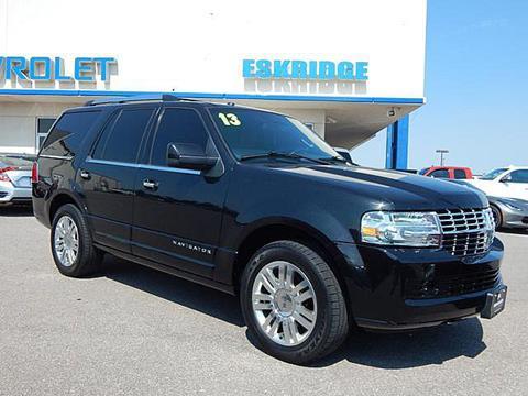 2013 Lincoln Navigator for sale in Guthrie, OK
