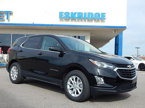 2018 Chevrolet Equinox for sale in Guthrie OK