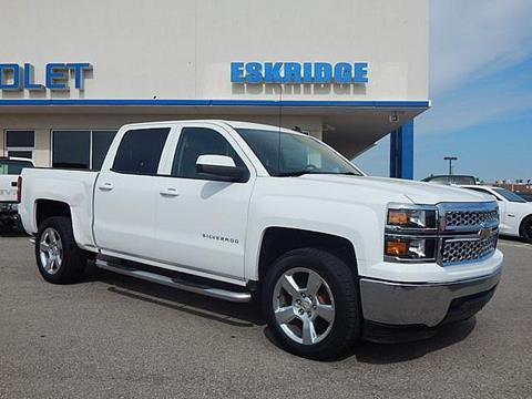 2014 Chevrolet Silverado 1500 for sale in Guthrie OK