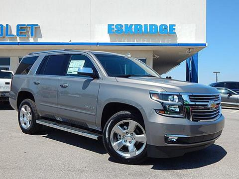 2017 Chevrolet Tahoe for sale in Guthrie OK