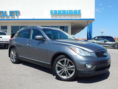 2012 Infiniti EX35 for sale in Guthrie, OK