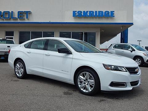 2018 Chevrolet Impala for sale in Guthrie OK