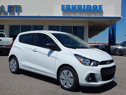2017 Chevrolet Spark for sale in Guthrie OK