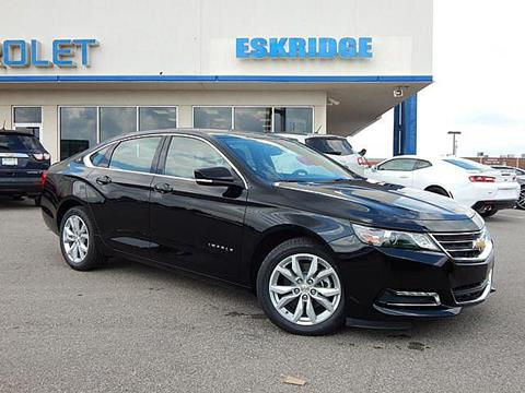 2018 Chevrolet Impala for sale in Guthrie, OK