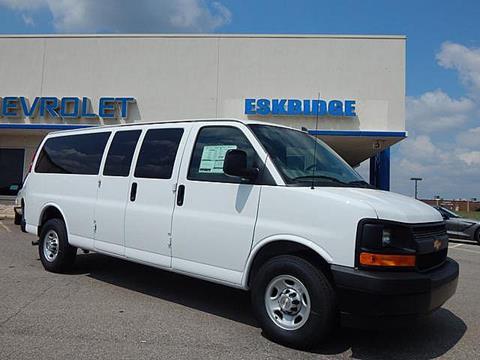 2017 Chevrolet Express Passenger for sale in Guthrie OK