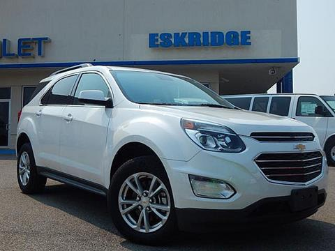 2017 Chevrolet Equinox for sale in Guthrie OK