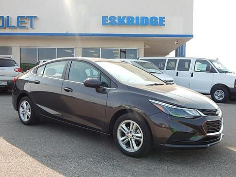 2017 Chevrolet Cruze for sale in Guthrie, OK