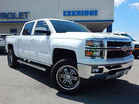 2015 Chevrolet Silverado 1500 for sale in Guthrie OK