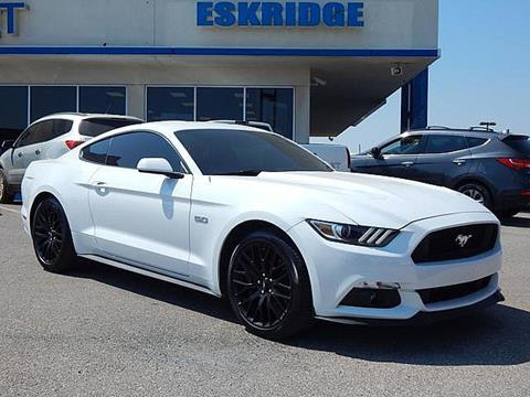 2017 Ford Mustang for sale in Guthrie OK