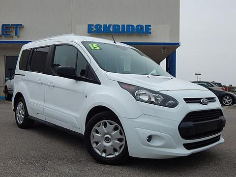 2015 Ford Transit Connect Wagon for sale in Guthrie, OK