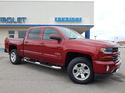 2018 Chevrolet Silverado 1500 for sale in Guthrie OK