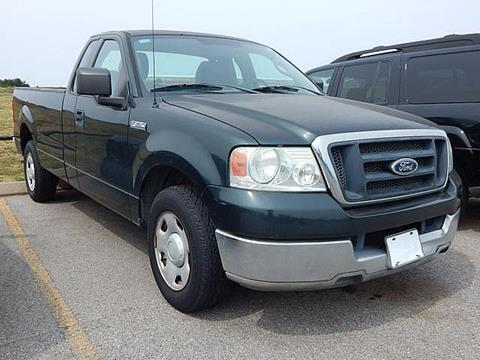 2004 Ford F-150 for sale in Guthrie, OK