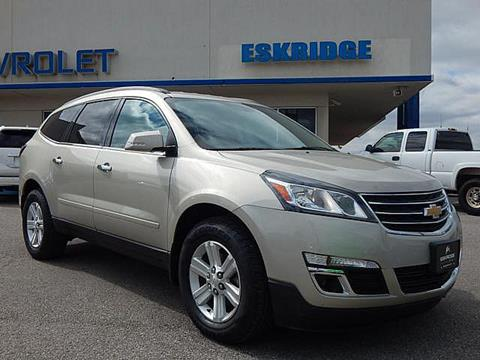 2014 Chevrolet Traverse for sale in Guthrie, OK